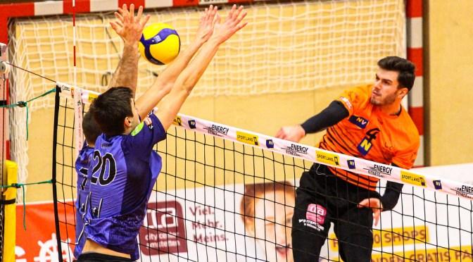 Volley League Men / Klarer Heimerfolg für VCA Amstetten NÖ gegen Weiz