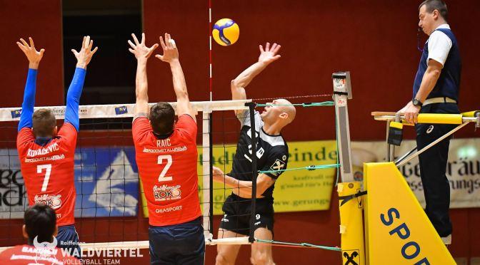 MEVZA League MEN / Dritter Sieg für die Nordmänner