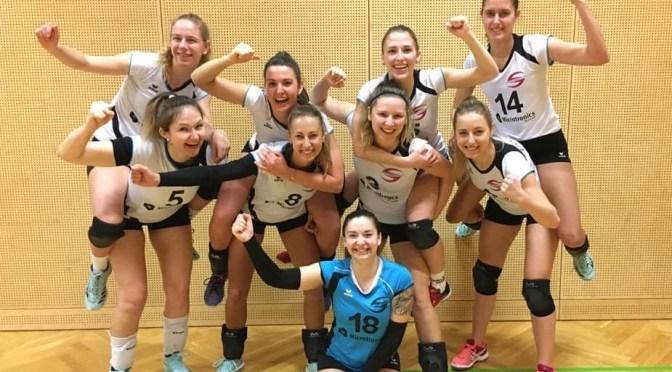 11teamsports 1. NÖ LL Damen / Sokol – Mank 0:3