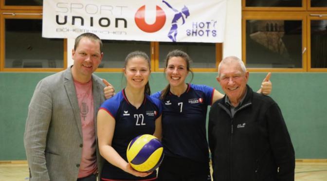 11teamsports 1. NÖ LL Damen / Böheimkirchen – Ternitz 0:3