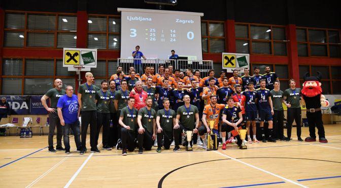 MEVZA Final Four / Nordmänner holen historisches Bronze ins Waldviertel