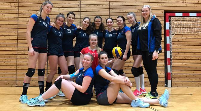 1. Klasse Meister Play-Off Damen / Böheimkirchen mit Sieg und Niederlage