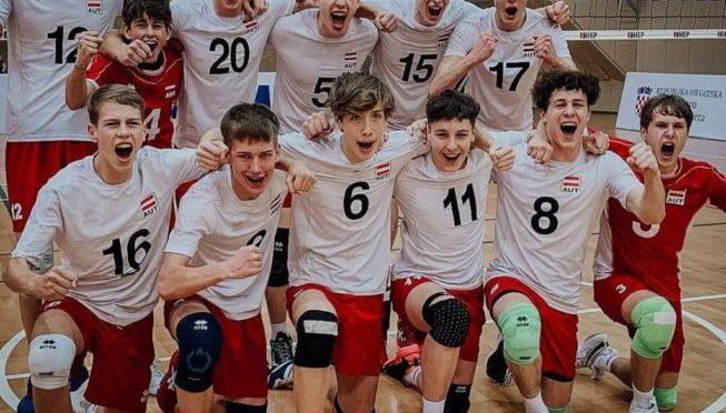Mevza / Jugendnationalteams in der Qualifikation zum EM-Ticket erfolgreich