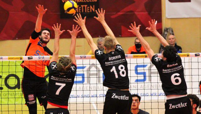 Volley League Men / VCA Amstetten NÖ schließt Saison auf Rang vier ab
