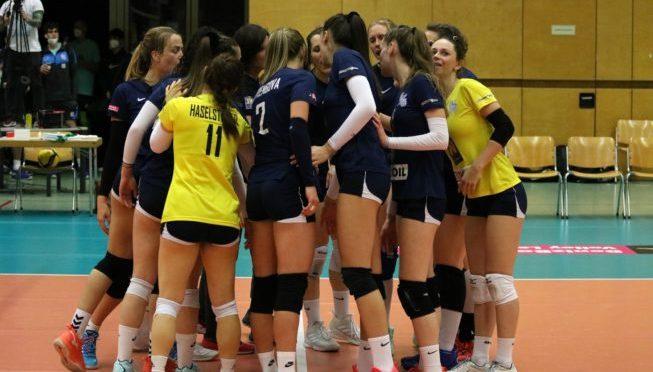 Volley League Women / Nach Coronapause: Sokol-Damen wieder siegeswillig
