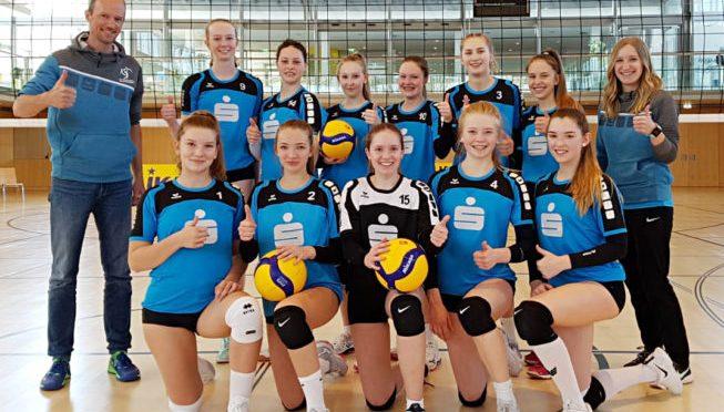 ÖM U18 w / Erfolg für Zwettler U18-Mädchen bei den Österreichischen Meisterschaften