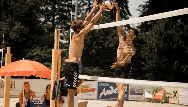 NÖ. Landesmeisterschaften Beachvolleyball Damen & Herren @Eisteich Mank presented by R&K GmbH