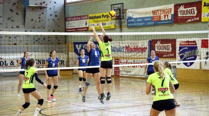 2. Landesliga Damen / Holpriger Start für neues Landesliga-Team