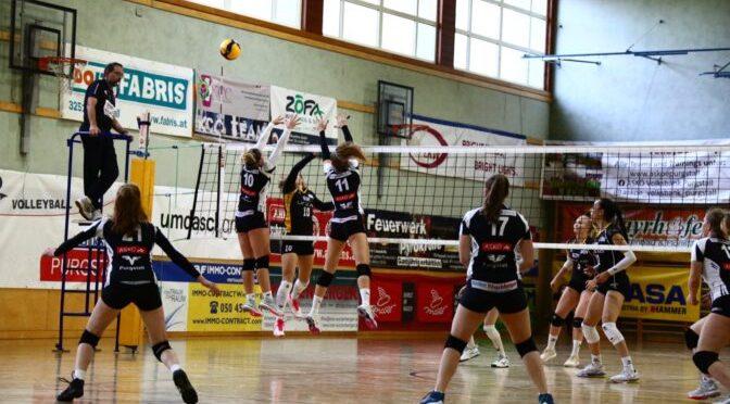 2. Bundesliga Damen / ASKÖ Volksbank Purgstall – Souveräner Auswärtssieg…