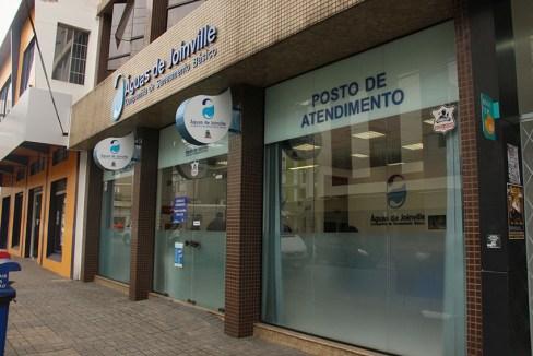 Posto de Atendimento Águas de Joinville