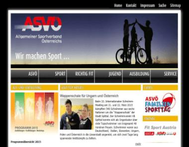 Allgemeiner Sportverband Österreich ASVÖ
