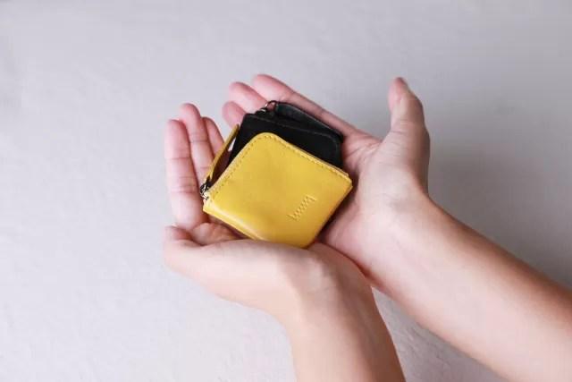 10月のレビュープレゼントは「ちょっとした時におすすめ、何かと便利な小銭入れ」