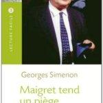 Georges Simenon: Maigret tend un piège (1955 / 2003)