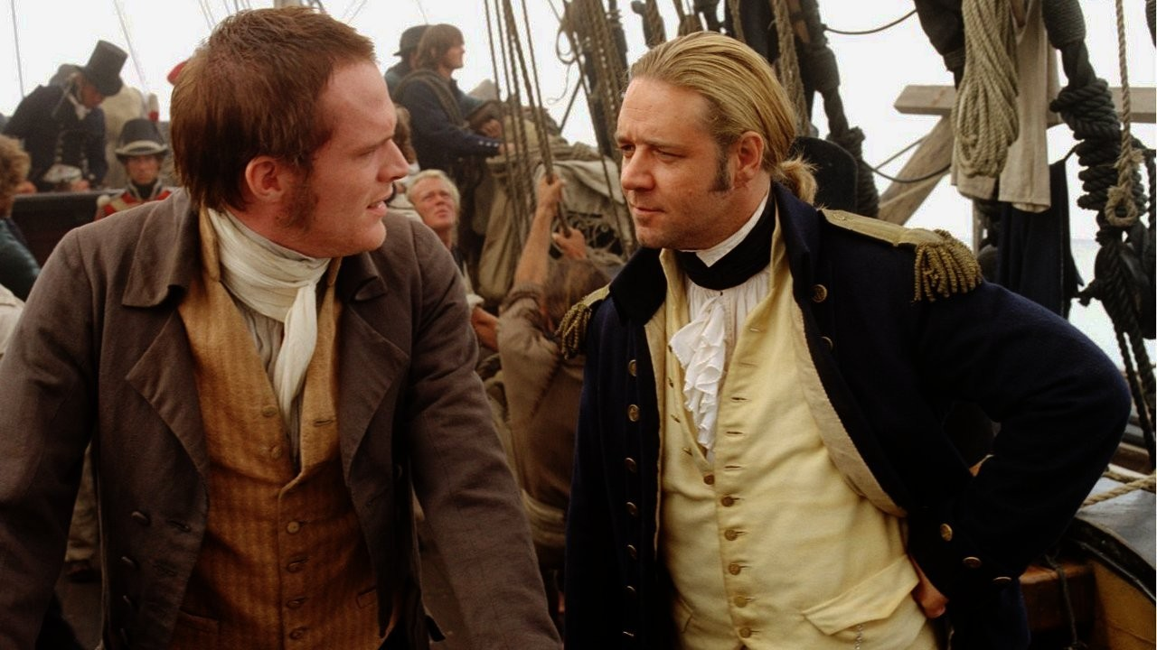 Image result for master and commander