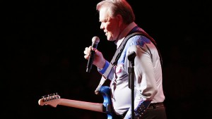 "Glen Campbell on stage, in ""Glen Campbell:  I'll Be Me"""