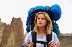 """Reese Witherspoon as Cheryl Strayed, in """"Wild"""""""