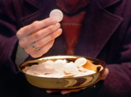 The Catholic Eucharist.