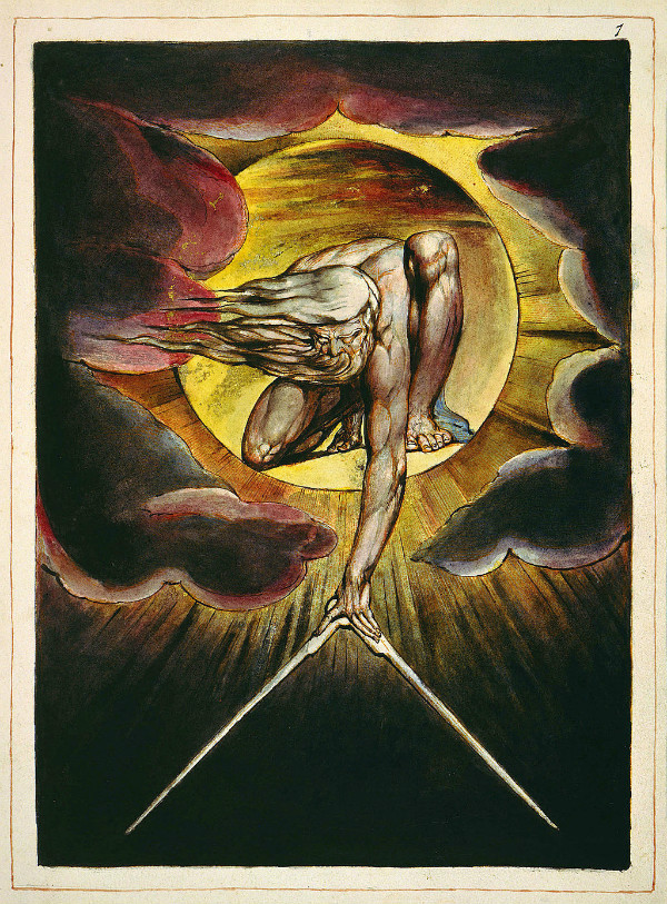 The Other Side of the Hedge  Animism   The Big Questions      Europe a Prophecy  by William Blake  From WikiMedia