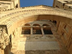 Jerusalem Church. My photo.