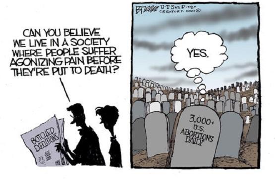 Cartoon Shows Truth about Abortion | Bristol Palin