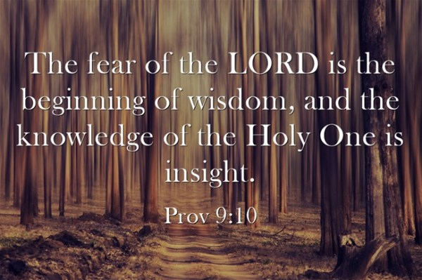 Why Does The Bible Say To Fear God? | Jack Wellman