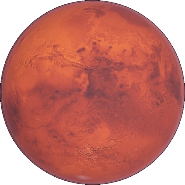 """""""Mars may not have been born alongside the other rocky ..."""