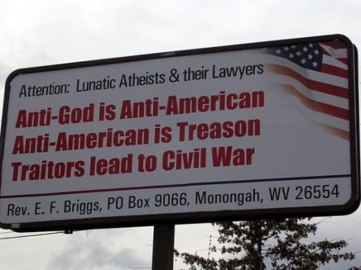 American billboard