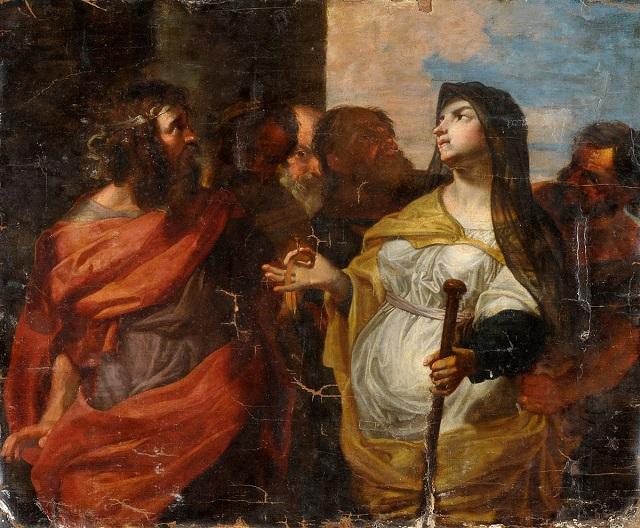Tamar Daughter King David