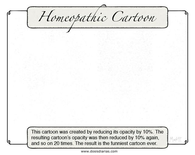 Image result for homeopathy cartoon