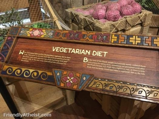 Vegetarian Noah