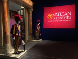 Vatican Splendors is a special exhibit at the Franklin. See my Register story for details.