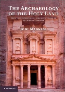 This is a superb overview of archaeology in the Holy Land by one of the leading experts on the subject. It's well-illustrated and very readable.