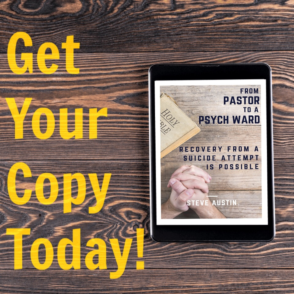 Get your copy of From Pastor to a Psych Ward today!