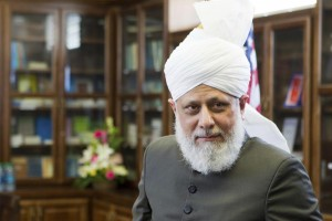 His Holiness the Khalifa of Islam, Mirza Masroor Ahmad