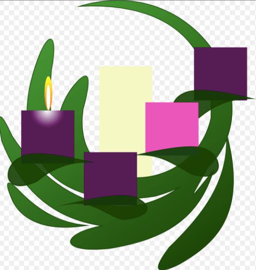 Catholic Advent Wreath Clip Art