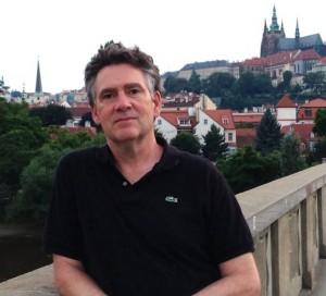 Robert Clark in Prague