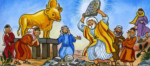 Image result for golden calf