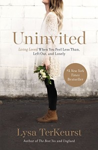 uninvited book