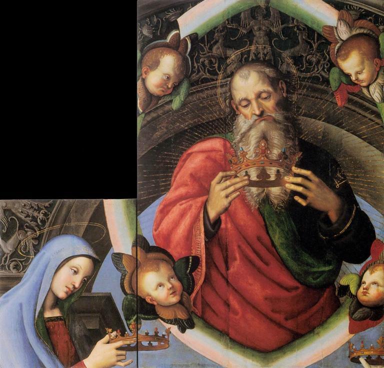 Raffaello,_God_the_Father_and_the_Virgin_Mary