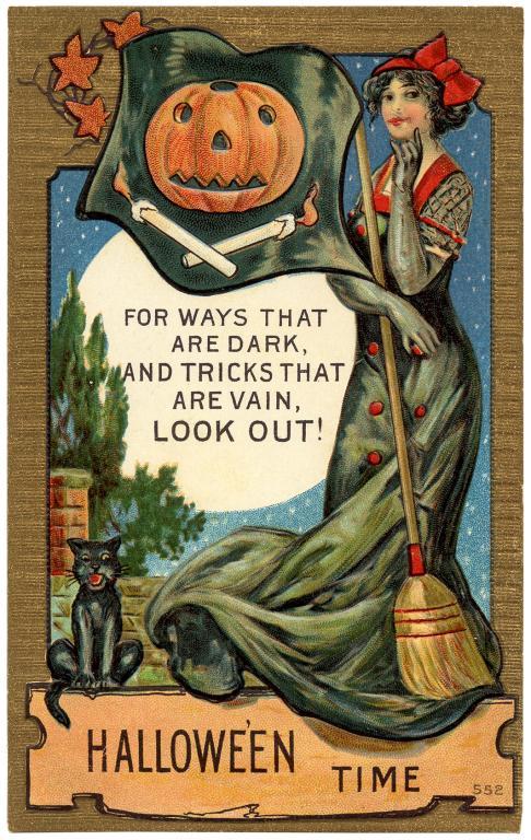 The Origins Of Halloween Things Jason Mankey