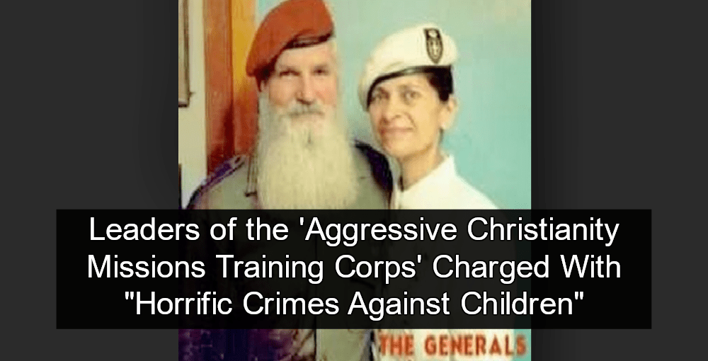 Christian Church Leaders Charged With 'Horrific Crimes Against Children' (Image via YouTube)