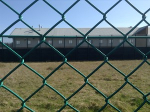 Yarl's Wood immigration detention centre