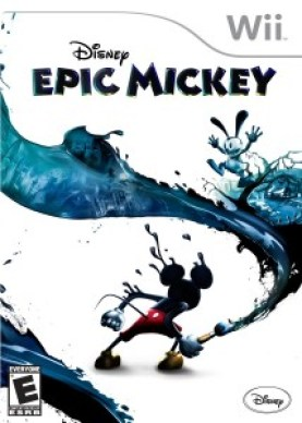 epic mickey 1