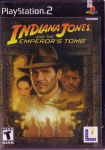 indiana jones emperors tomb