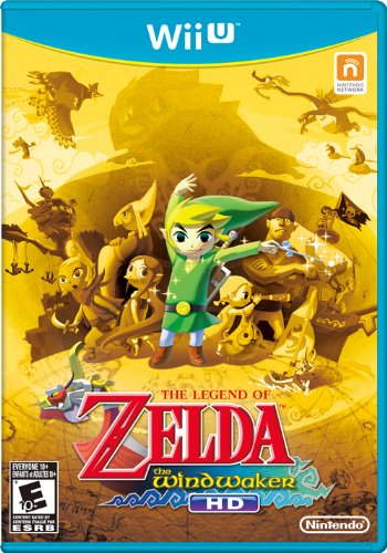 legend of zelda wind waker
