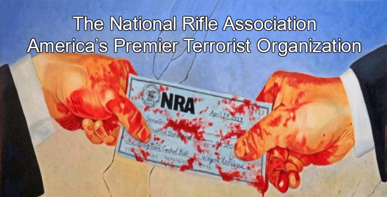 Image result for nra terrorist organization