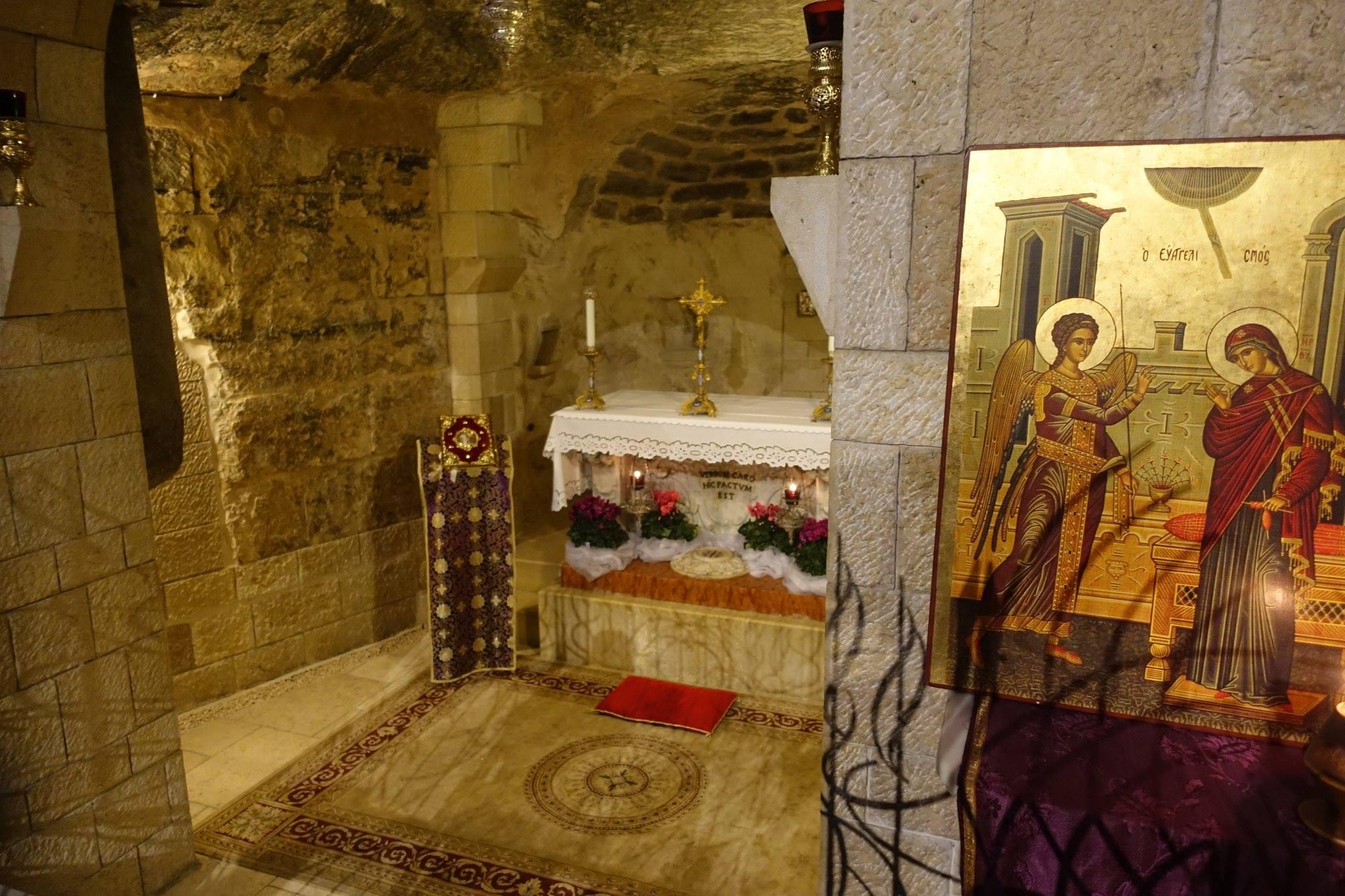 Annunciation_Nazareth