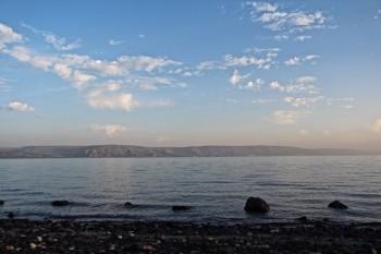 The Sea of Gallilee
