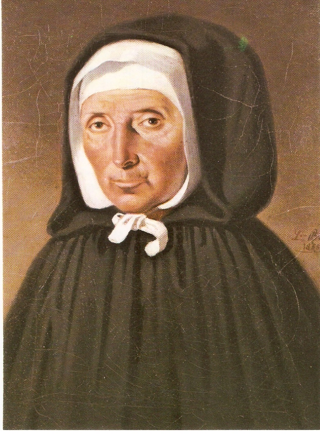 Jeanne Jugan, Foundress of the Little Sisters of the Poor Public Domain
