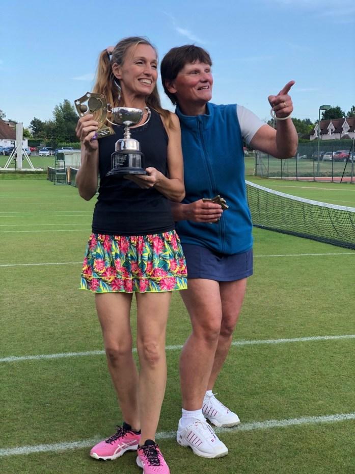 Magda and Barbara